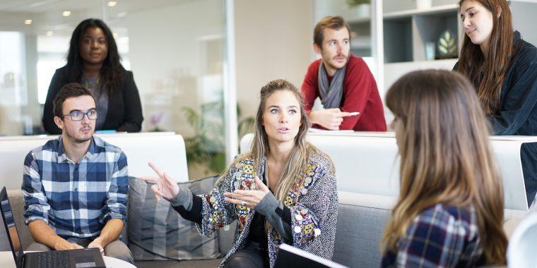 stress werkvloer medewerker